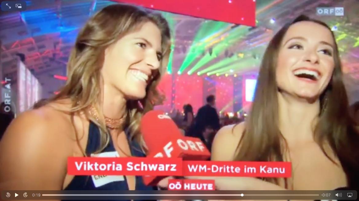 ORF Beitrag Krone Gala