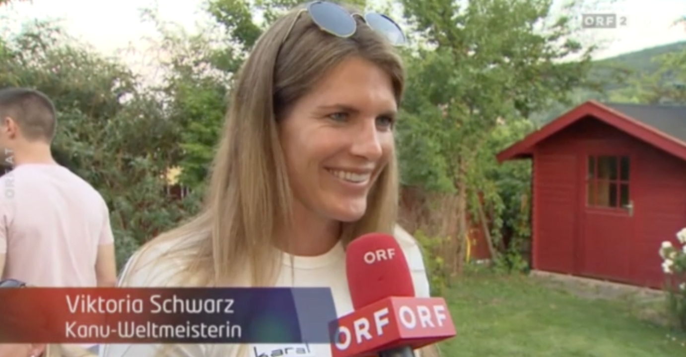 ORF: MBA Studentengrillfest