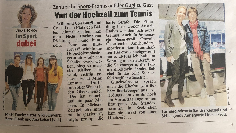Krone: Upper Austrian Ladies