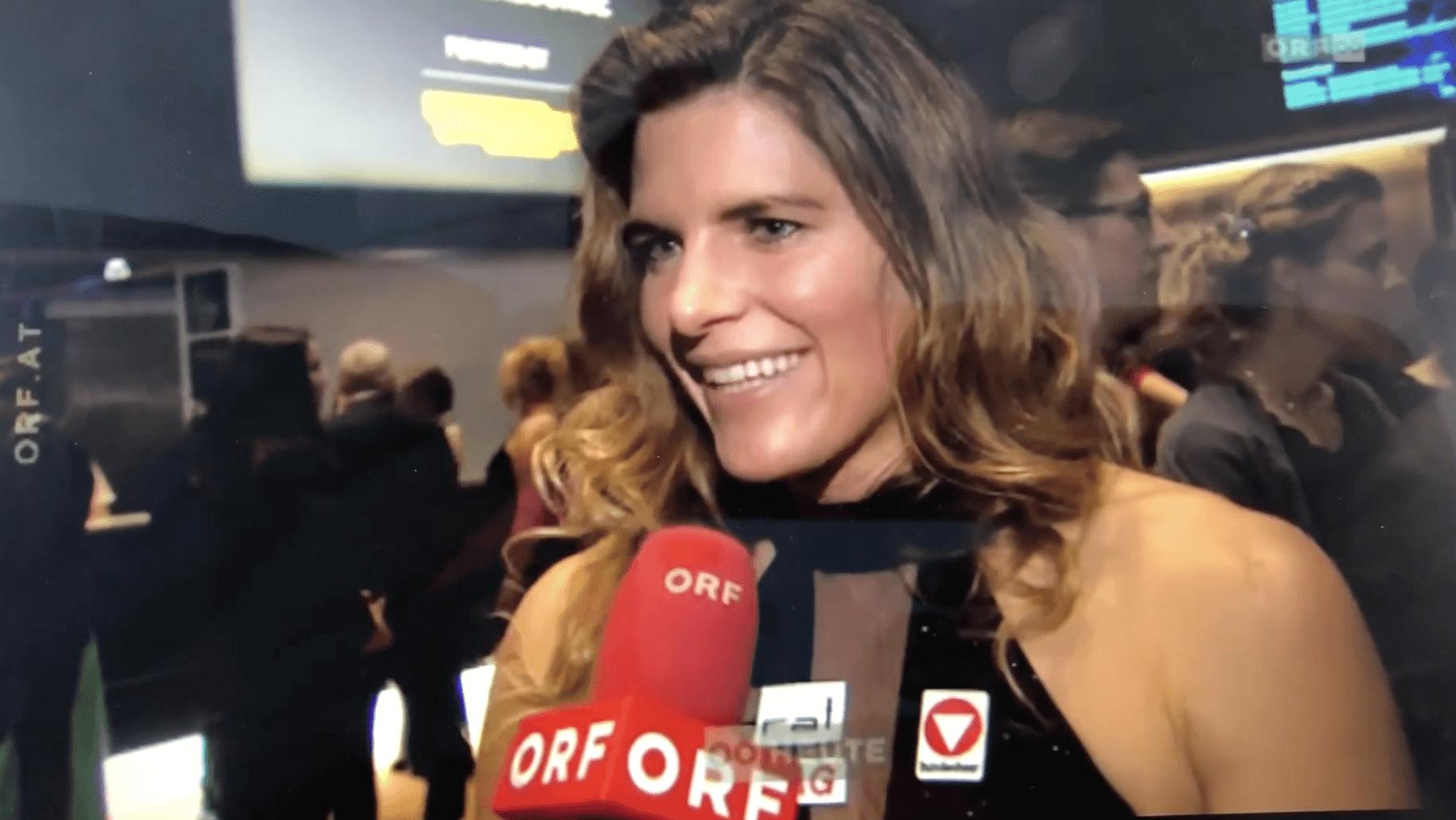 ORF Gala Nacht des Sports Interview